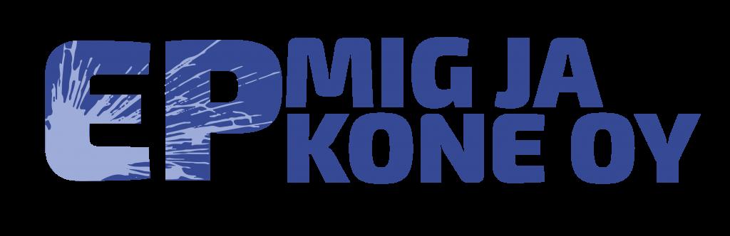 Mig Ja Kone Logo Kipinoilla Png