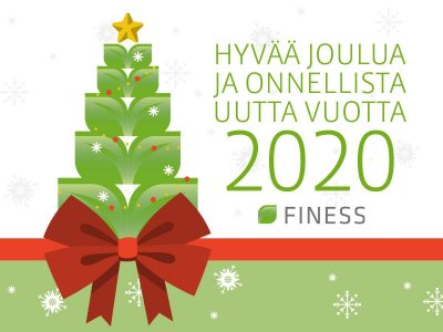 Finess Energy Oy Season's Greetings 2019