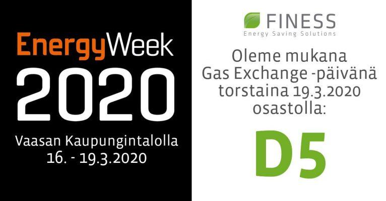 Finess Energy Oy Tervetuloa 19032020 Vaasa Energy Week Osasto D5