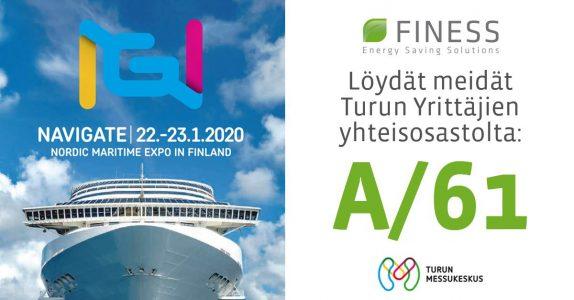 Finess Energy Oy Tervetuloa Navigate 2020 Osasto A61 V1